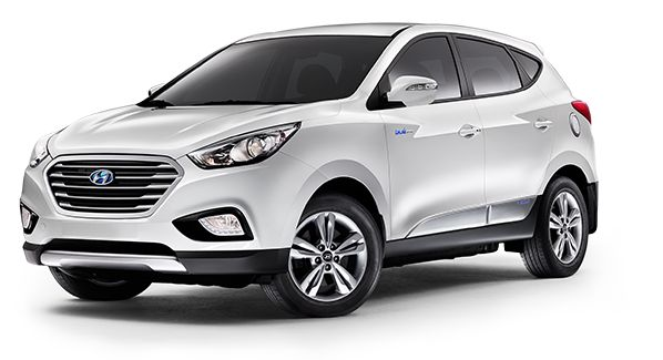 2015 Hyundai Tucson Fuel Cell | Hydrogen-Powered Vehicle | Hyundai