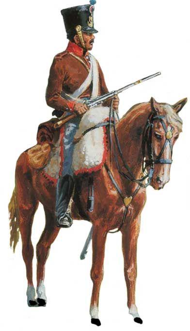 униформа португальского легиона 1812 года