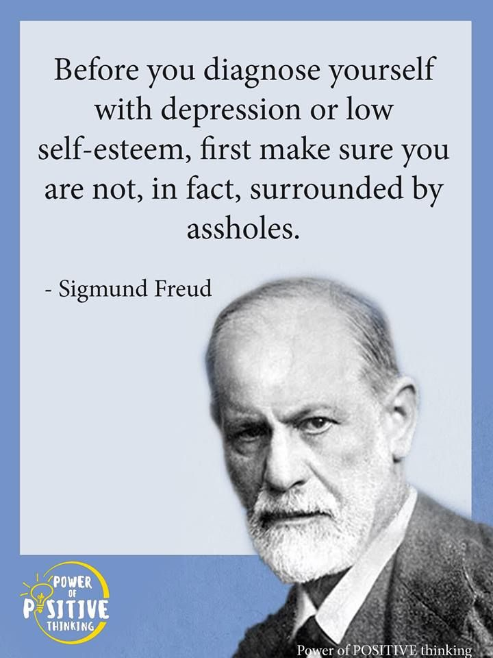 Pin By Power Of Positive Thinking On Quotes Positive Thinking Positivity Sigmund Freud