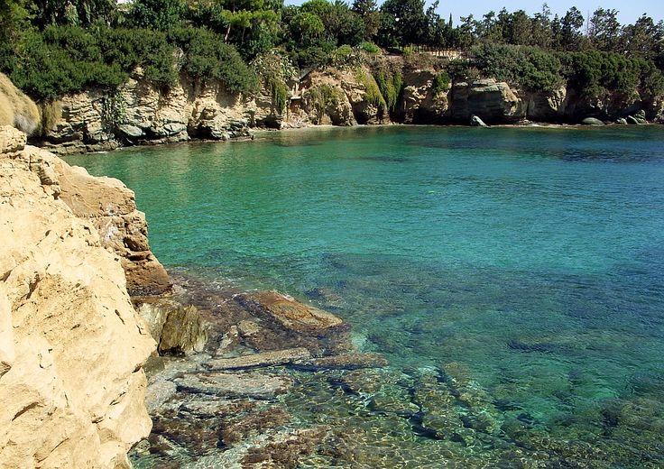 Agia Pelagia beach | Heraklion | Beaches| Κρήτη | Crete