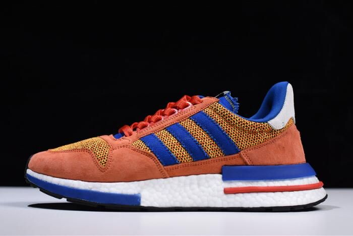 43023e019 2018 Dragon Ball Z x adidas ZX500 RM Boost