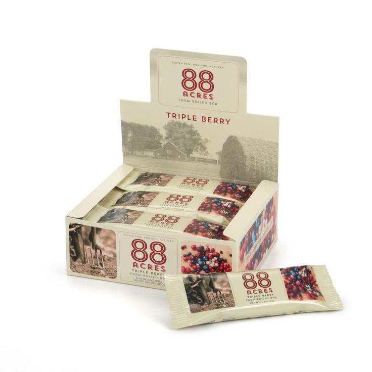 Triple Berry - Box of 9 Bars