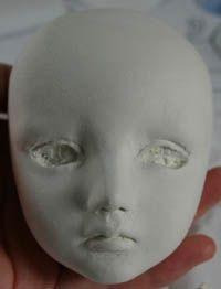 Fare come fare 05 faccia di Bambola a sfere (ragazza)