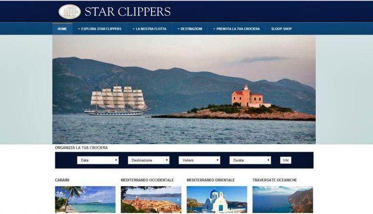 STAR CLIPPERS: NUOVO SITO WEB IN ITALIANO