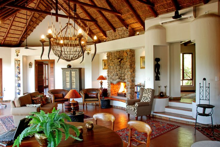 Exquisite Open plan interior