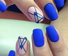 Геометрия на ногтях (ст.3)