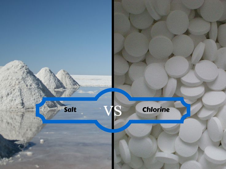 Salt vs Chlorine pool purification systems. Which one is right for your pool?