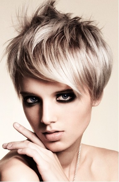 Brilliant 1000 Images About Cool Icy Blonde Haircolor On Pinterest Ash Short Hairstyles For Black Women Fulllsitofus