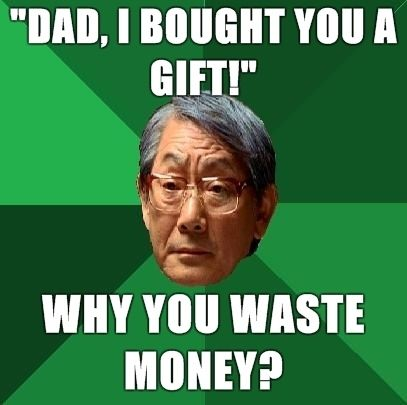 7 Reasons High Expectations Asian Father Is Disappoint