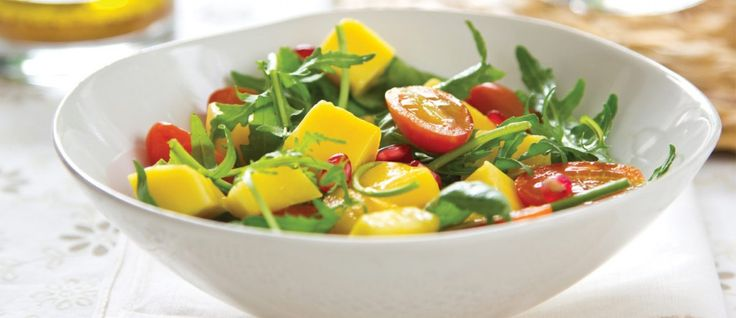 Recipe: Mango, Chilli & Pomegranate Salad