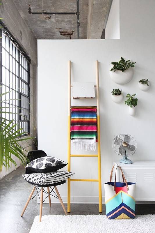 50 DIY Bedroom Decorating Ideas | Domino
