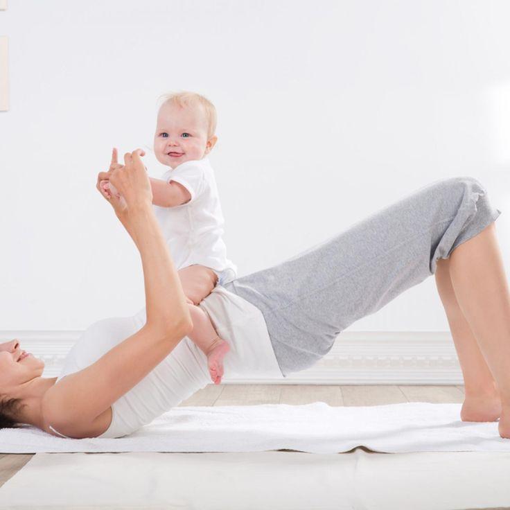 Your Post-Pregnancy Workout - Fitnessmagazine.com