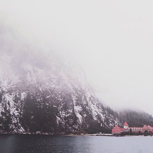 Three Valley Gap, BC #iphoneography | ©Jayme Ford