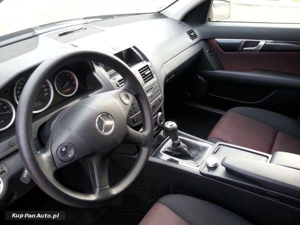 Mercedes-Benz C 200 CDI, Sprowadzony, rok w kraju! - ogólnopolskie ogłoszenia motoryzacyjne KupPanAuto