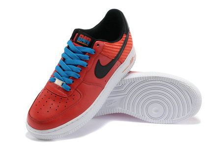 2014 Nike Air Force 1 Low Red      #red  #shoes