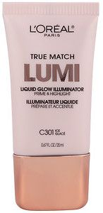 Celebrity Makeup Artist, Sir John, who works with stars like Beyonce and Khloe Kardashian loves using liquid illuminators to give celebs their beautiful, glowing skin. You can copy their looks too for a great price with this Loreal True Match Lumi Liquid Glow Illuminator!