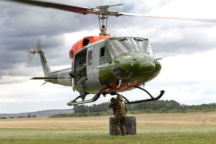 Army Air Corps Bell 212 Helicopter from 671 Squadron MOD 45151674.jpg