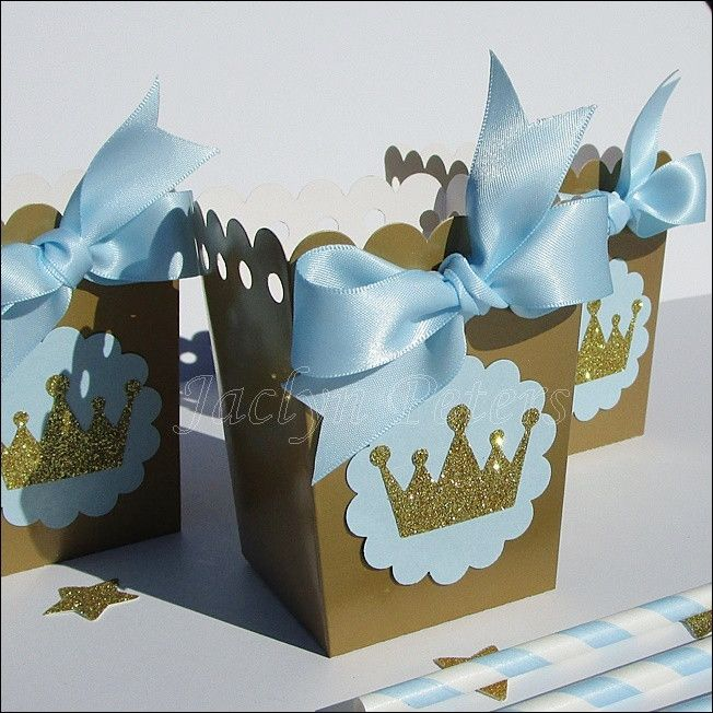 Prince Baby Shower Favors: 17 Best Images About Baby Shower Themes ( Boys) On