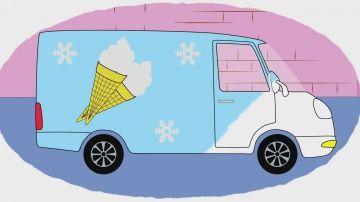 """Мультик - Раскраска. Учим Цвета - Как делают мороженое http://video-kid.com/10235-multik-raskraska-uchim-cveta-kak-delayut-morozhenoe.html  Лучшее лакомство летом - это, конечно, мороженое. А вы знаете, как его делают? Давайте вместе отправимся на фабрику мороженого и узнаем! А по пути раскрасим сигвей, молоковоз, фабрику, грузовик и киоск с мороженым.Мультик Раскраска, все серии: Развивающие мультики """"Раскраска. Учим цвета"""" для самых маленьких зрителей про машинки, самолетики, корабли…"""