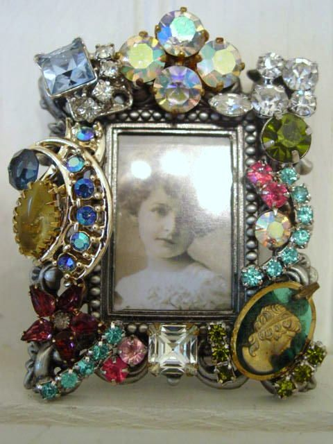 lots of vintage jewelry projects