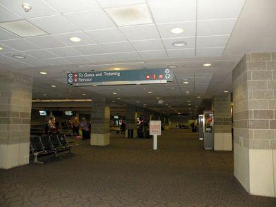 TF Green Airport Providence RI