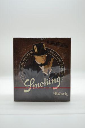 CARTINA SMOKING KS BROWN SLIM BOX 50 PZ