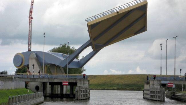 Ljouwert - Slauerhoffbrêge