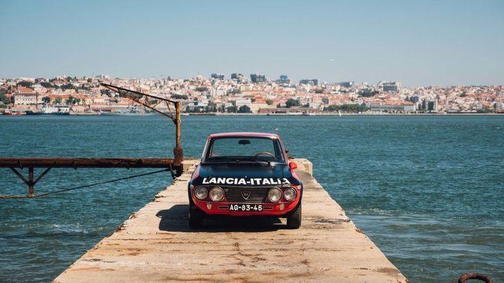 1971 Lancia Fulvia Rally 1.6 HF Fanalone