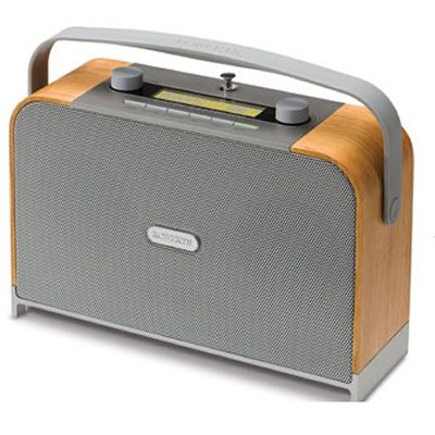 Roberts EXPRESSION Portable DAB Radio Ash Effect Finish http://www.MightGet.com/january-2017-13/roberts-expression.asp