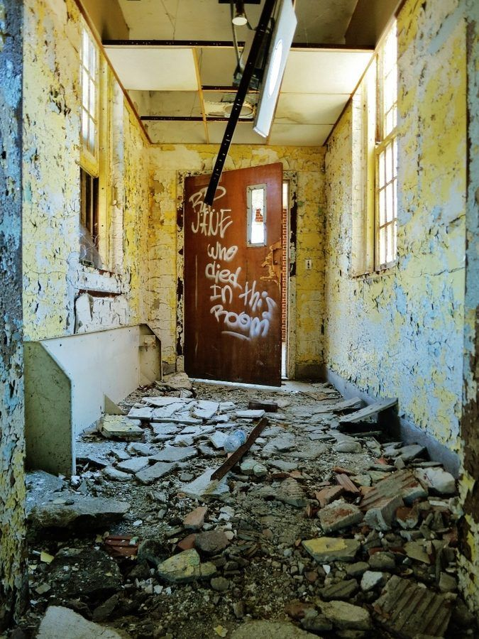 Long Island's Infamously Decrepit Kings Park Psychiatric Center in 53 Photos - Abandonment Issues - Curbed National