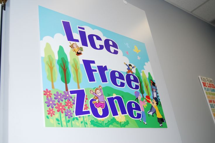 lice free zone at nitworks ! http://nitworks.ca