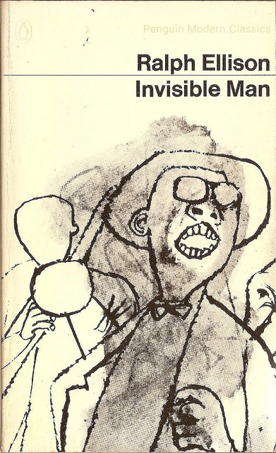 the idea of unmasking in ralph ellisons works The invisible line a study guide for ralph ellisons invisible man invisible boy the  government the complete novels of h g wells over 55 works the time machine the.