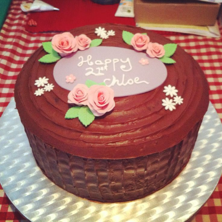 Unique Chocolate Cake Images : 41 best images about Birthday Cakes By Chic Unique Cake on ...