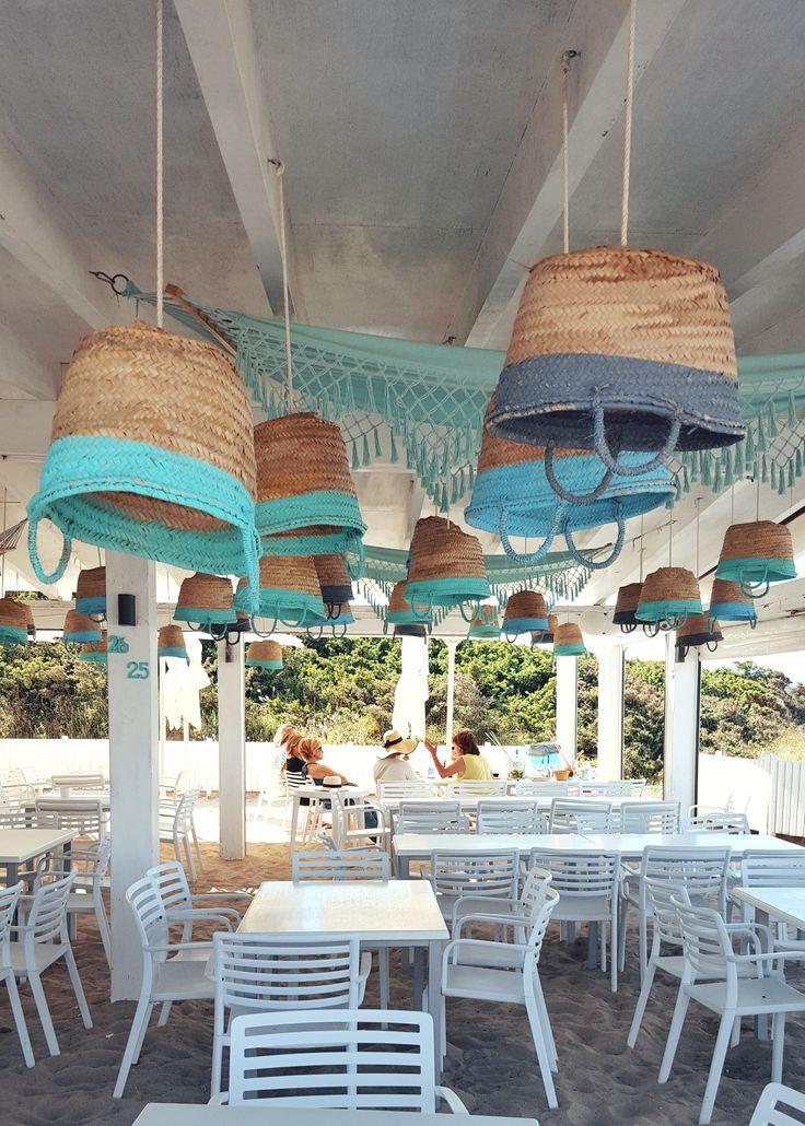 Can Cavella an der Playa des Muro auf Mallorca. Cooles Beach-Cafe direkt am Strand!