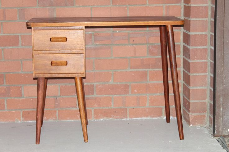 Vintage small desk in original condition. Australian made
