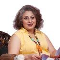 Tripti Chitkara originates from a long line of Natural Clairvoyants and gives psychic clairvoyant readings in addition to reading the tarot cards. She uses her advanced knowledge of 'Western Astrology' and 'Numerology' in giving out accurate predictions