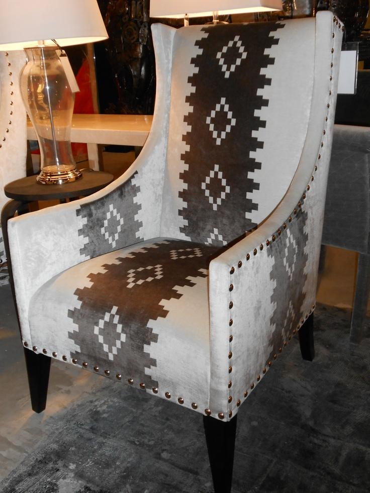 Pluto Chair in Navaho Grey
