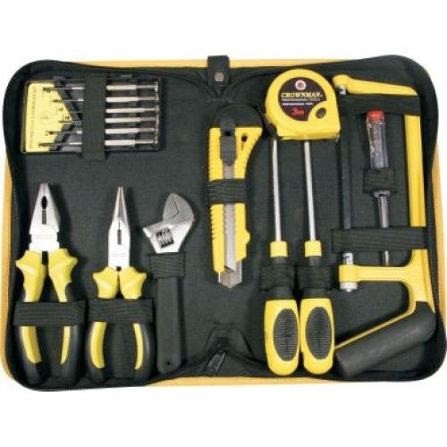 You're a self-proclaimed builder, but your don't have all the building tools required to complete many of your DIY construction projects.  That's ok. We've got an online solution for you. Buildzone has a comprehensive list of must-have building tools in their Builders Basics range. It's pretty much everything you need building tool-wise to get you on your path to DIY construction.
