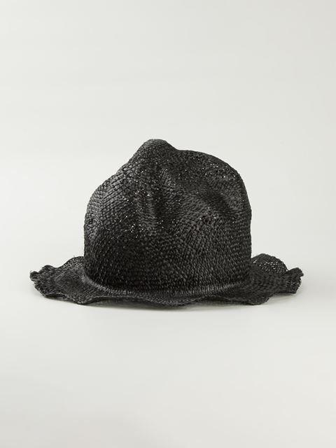 Yohji Yamamoto 'mountain' Hat - Henrik Vibskov Boutique - Farfetch.com