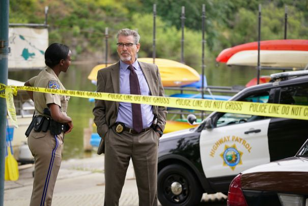 'Spinning Man' Clip: Pierce Brosnan Confronts Guy Pearce In A Missing Person Investigation — AFM
