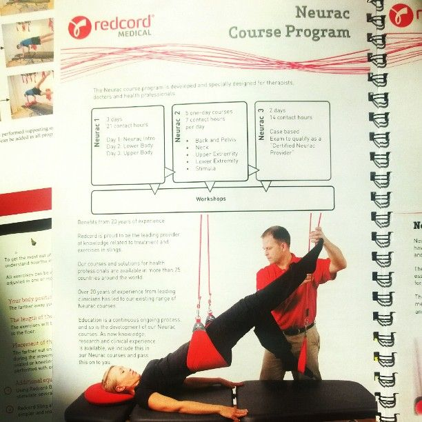 Interesting content and well prepared structure of Redcord NeuroMuscular Activation =Neurac course organized in Dubai. Self development and having the best treatments for patients makes You the great Physio. Join our courses! Please visit our Website from for more details on Redcord equipment and Neurac approach- link in the bio Physiotherapy Division is the Redcord company distributor in the Gulf region since 2010. ........... LINK to get more info about products find in our BIO ..... If…