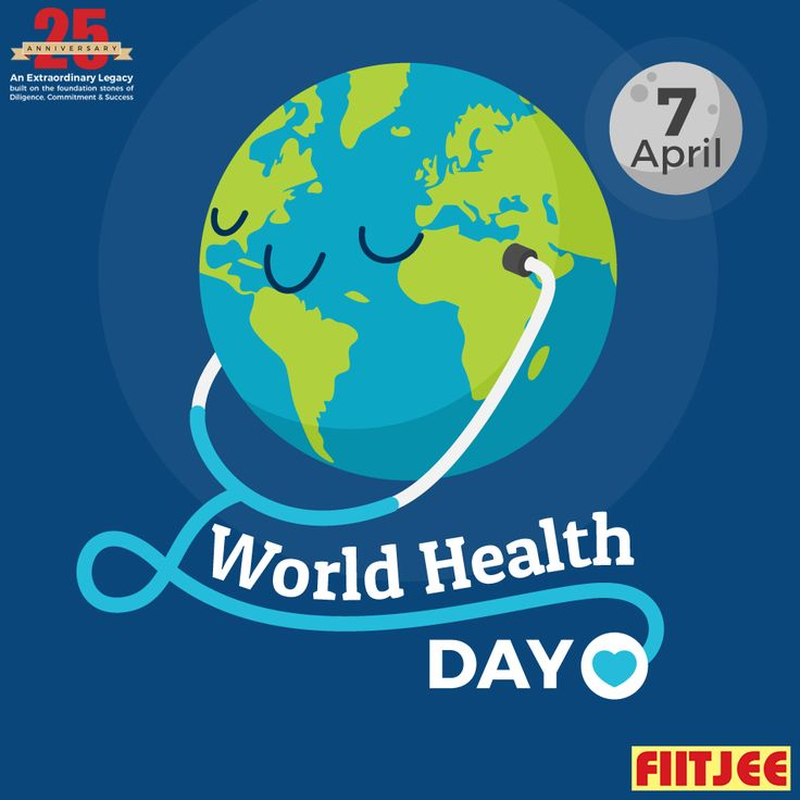 World Health Day is celebrated on 7 April every year to mark the founding anniversary of World Health Organization. Going with this year's Campaign Slogan 'Depression: let's talk', we must pledge to Feel free to talk about depression & its symptoms like Sadness, difficulty in concentration, loss of interest, loneliness as they can be prevented and treated if diagnosed on time. So, it's time to shed prejudices around Mental health and move towards a healthier & happier life!