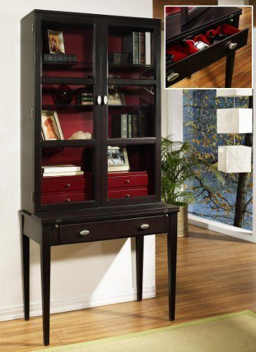 Secretary Deck by Pulaski. $541.04. Style Transitional. Width 36.00. Height 52.00. Hutch Not Included. Length 12.00. From our accent chests and credenzas to pedestals, bars and bar stools, accent furniture by Pulaski provides the finishing touch for any room in your home. Explore exotic materials, hand painted finishes, and unusual designs from the best furniture artisans around the globe. Browse by type and discover the pieces that will so wonderfully reflect your unique sens...