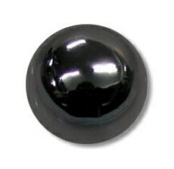 Azabache - El azabache es una variedad de lignito de color negro brillante. El nombre español azabache es una palabra de origen árabe. Se utiliza como piedra semipreciosa. Se originó a partir de madera de Araucaráceas enterrada y sometida a altas presiones.