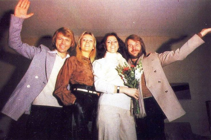 In November 1978 ABBA were in Japan for promotion.