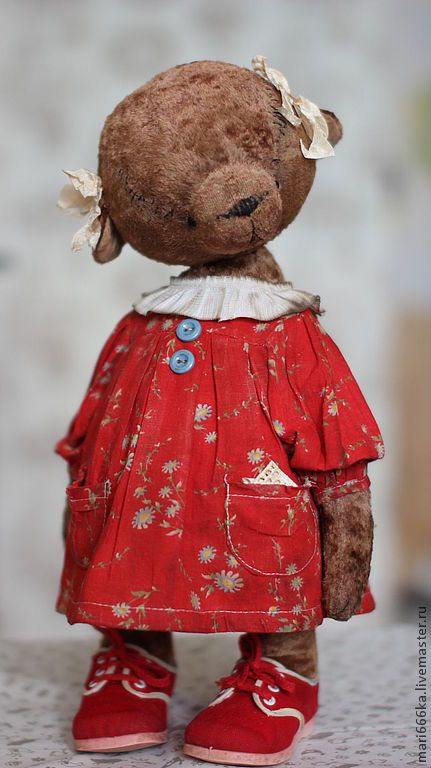Red Country Cottage. I haven't collected bear for a long time, but would love this bear.