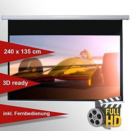 Ecran de projection motorise ivolum 240 x 135 cm, Ecran de projection Format 16:9, Ecran de projection Home Cinema, Ecran de projection pour videoprojecteur, Ecran de projection 3D, Ecran de projection motorise, Ecran de projection electrique