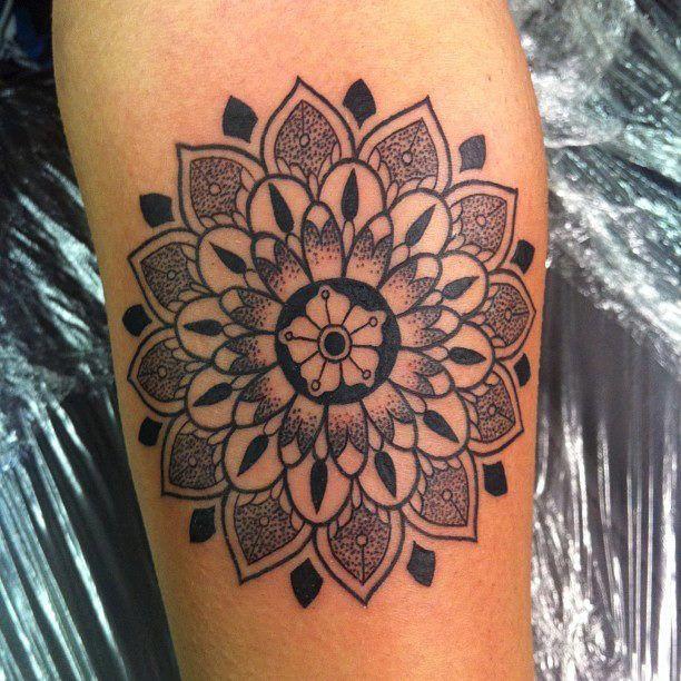 Plus de 60 Tatouages Dot Work (ou tatouage pointillisme) à Couper Le Souffle