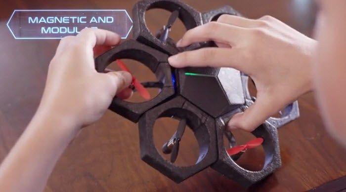 ❝ Aprender a programar jugando con este dron modular para niños [VÍDEO] ❞ ↪ Puedes verlo en: www.proZesa.com
