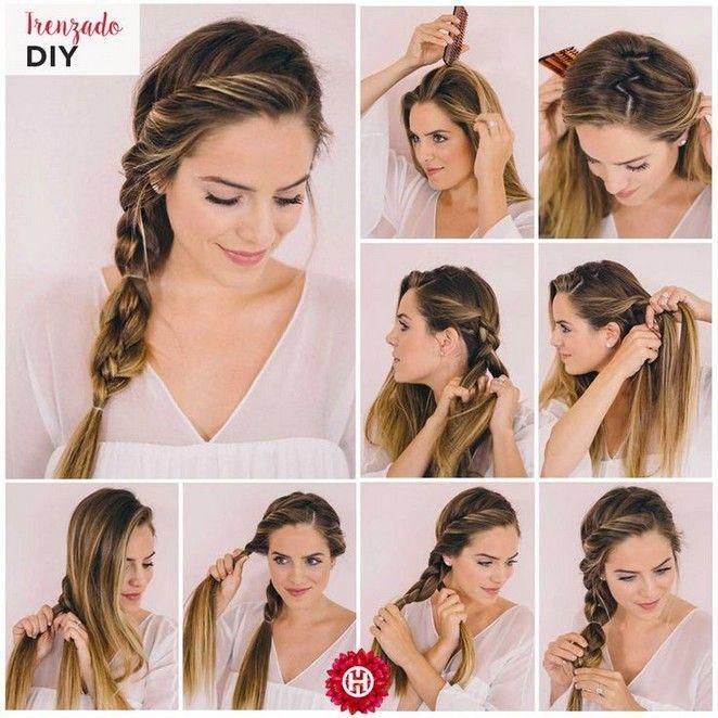 Braid Hairstyles Easter Braid Hairstyles Easter Braided Hairstyles Long Hair Braided Hairstyles In 2020 Braided Halo Hairstyle Long Hair Updo Braids For Long Hair